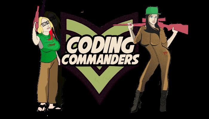 Coding Commanders Logo