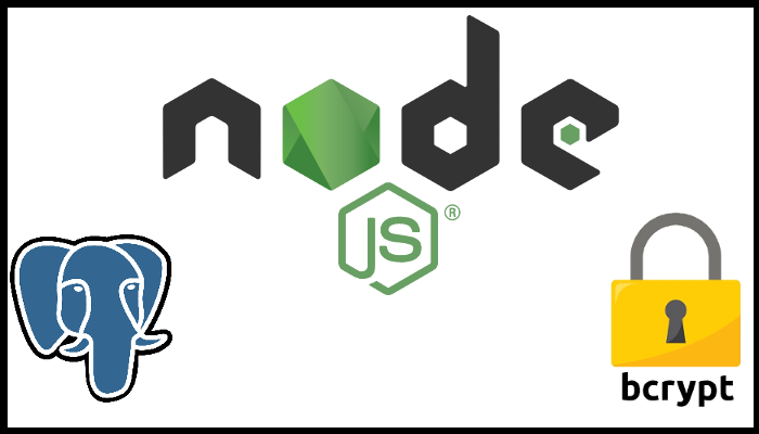 NodeJS with bcrypt tutorial
